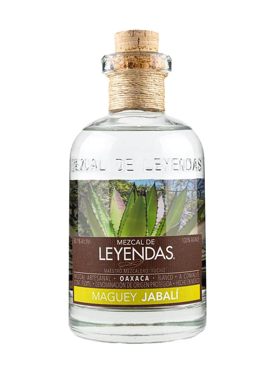Leyenda Mezcal Jabali