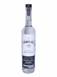 Mezcal Cómplice Origenes bottle