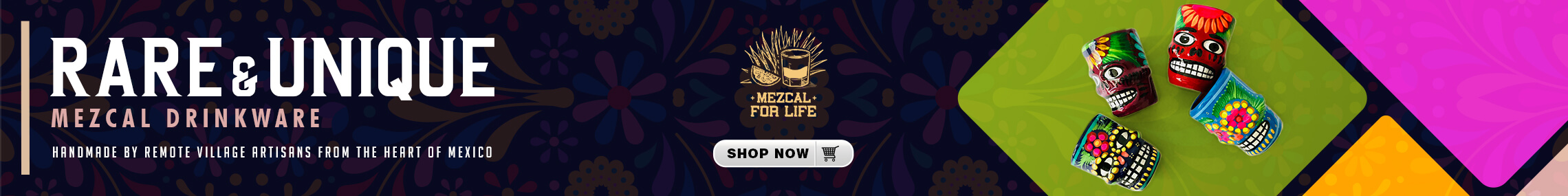 Mezcal For Life advertisement
