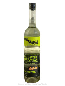 Mal Bien Black Tape Bottle Generic