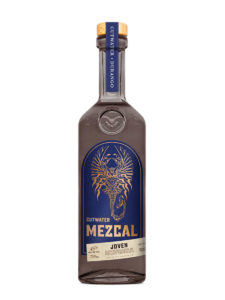 Cutwater Mezcal bottle