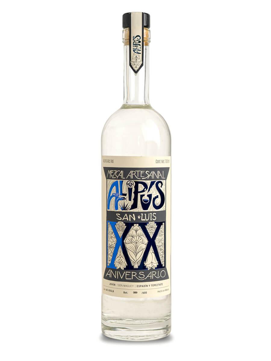 Alipus xx San Luis Espadin Tepeztate