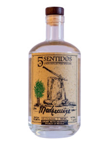 Cinco Sentidos Madrecuixe Tio Tello Bottle