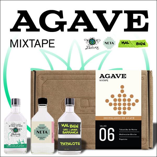 Agave Mixtape volume 6 advertisement