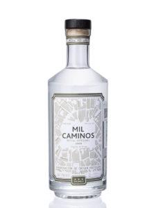 Mil Caminos Mezcal Espadin bottle