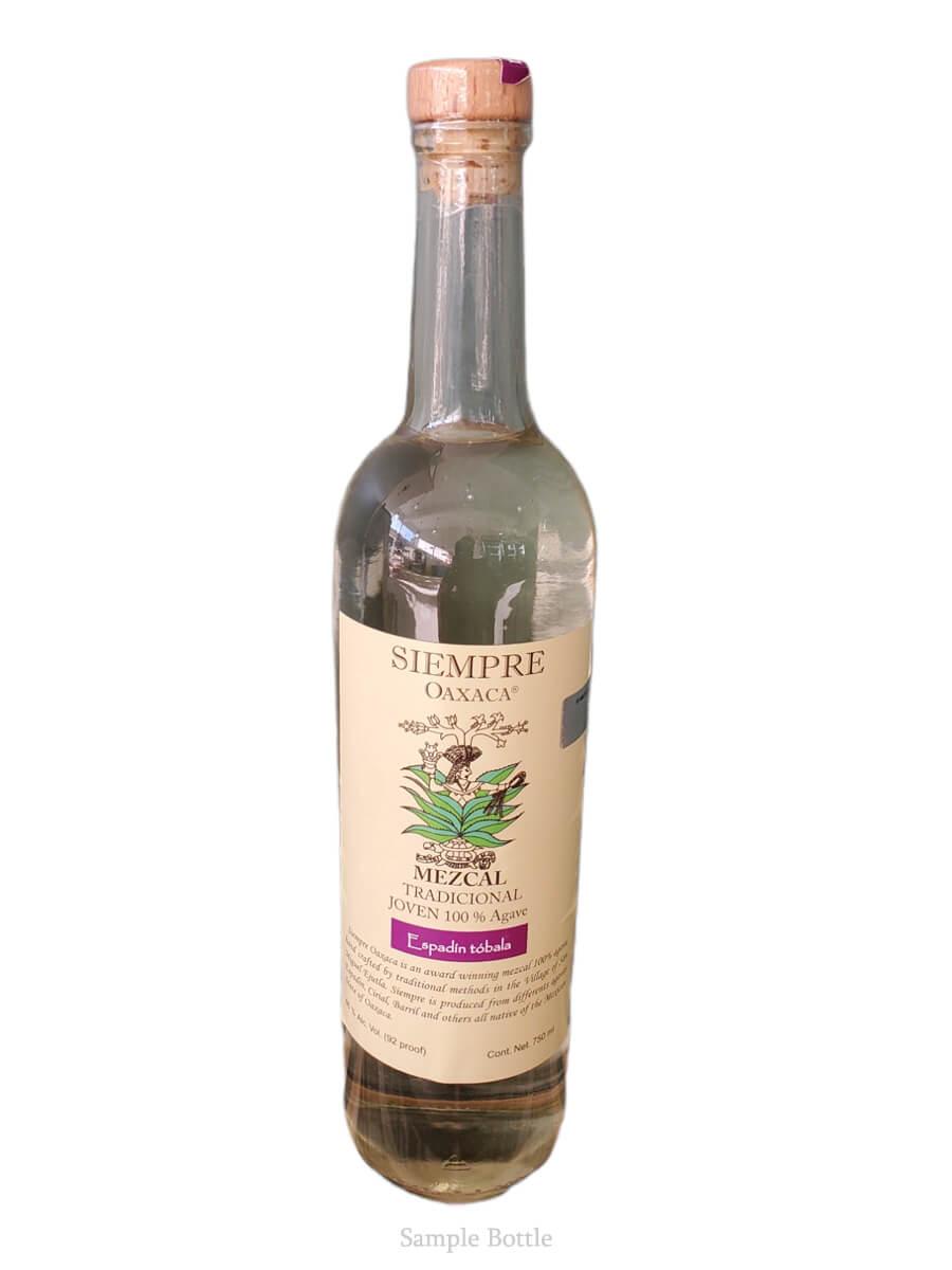 Siempre Oaxaca Mezcal Sample Bottle