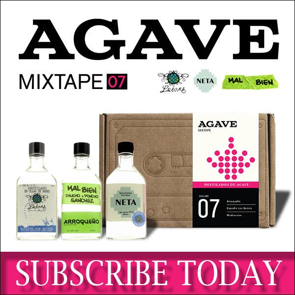 Agave Mixtape volume 7 advertisement