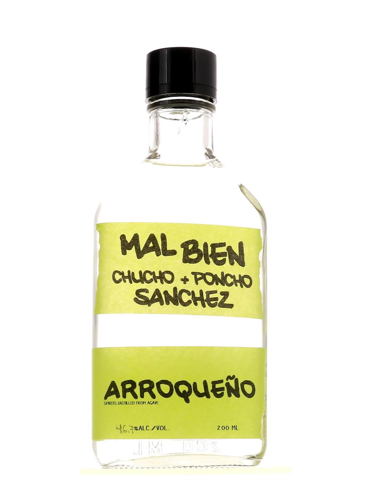 Mal Bien Arroqueño 200ml bottle from Agave Mixtape