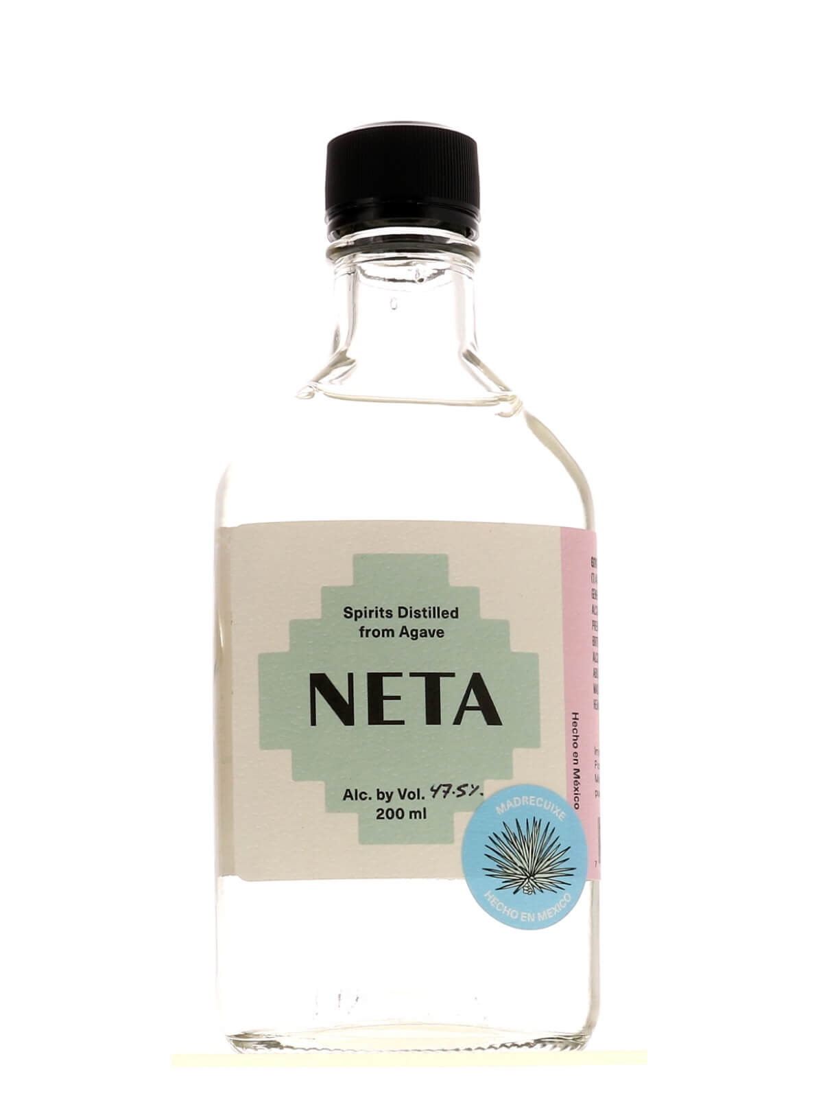 Neta Madrecuixe 200ml bottle from Agave Mixtape