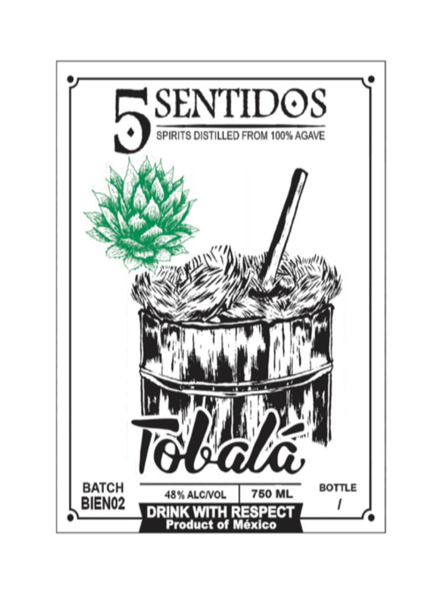 Cinco Sentidos Tobala Atenogenes Garcia