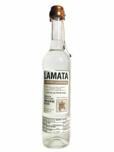 Lamata Ensamble Tamaulipas bottle