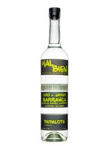Mal Bien Papalote bottle from Ciro and Javier Barranca
