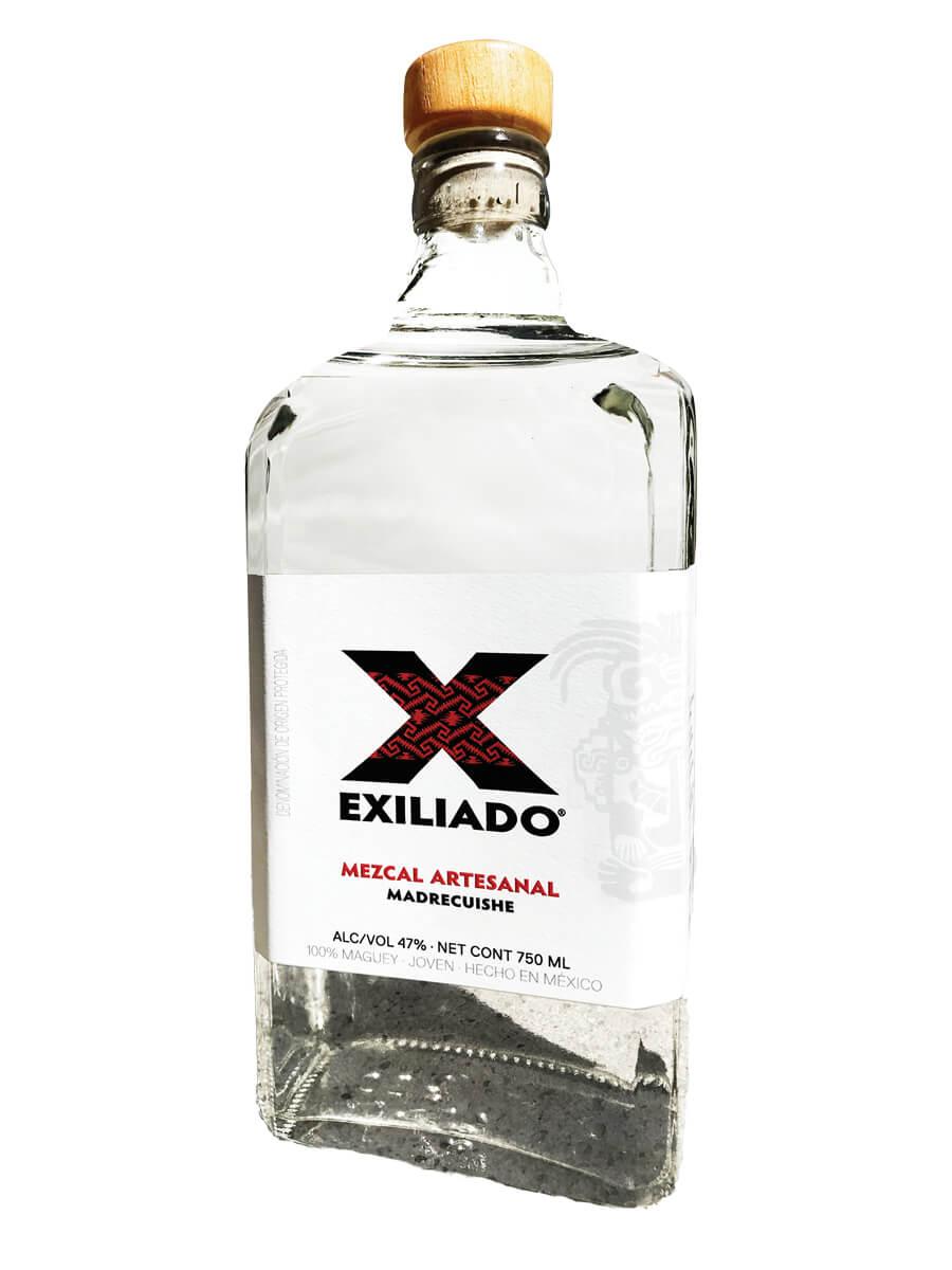 Mezcal Exiliado Madrecuishe